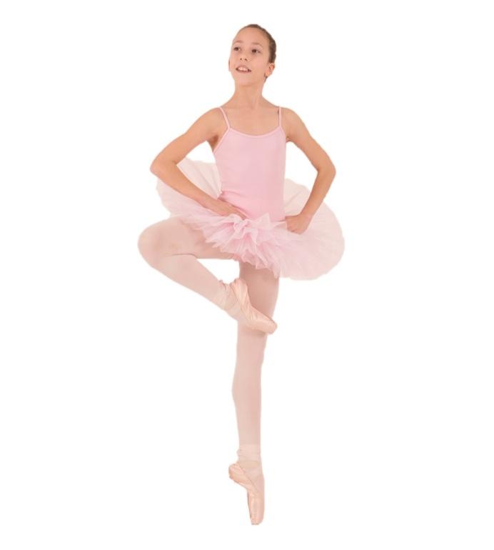 Des pointes adaptées aux jeunes danseuses
