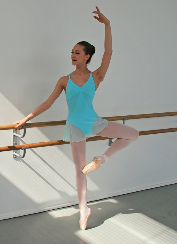 Pour changer vos pointes, demandez conseil à votre professeur de danse