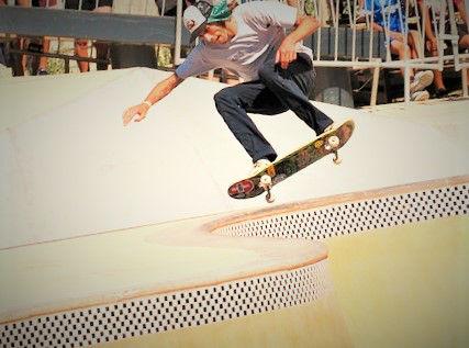 skateboard polyvalence